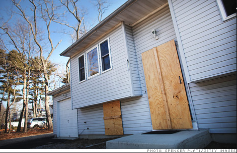 consequences of foreclosure