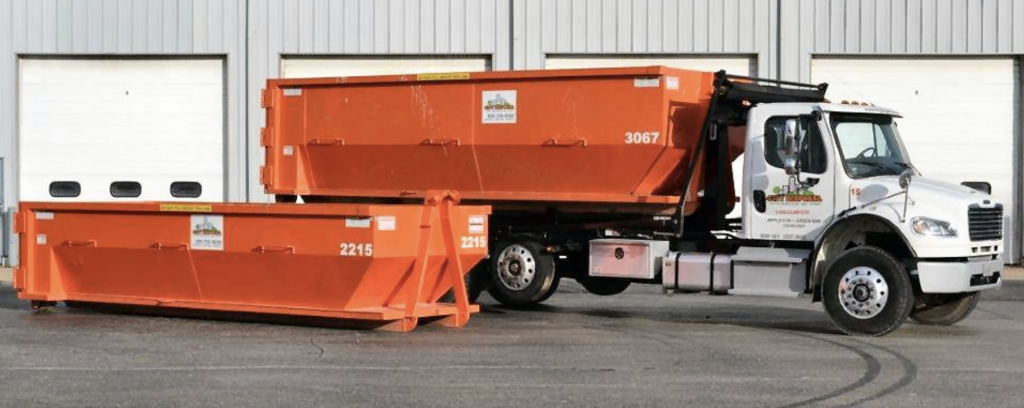 dumpster rental appleton wi