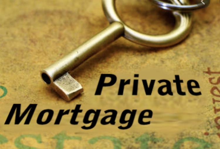 private money loan real estate