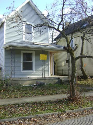 Sell Central OH property