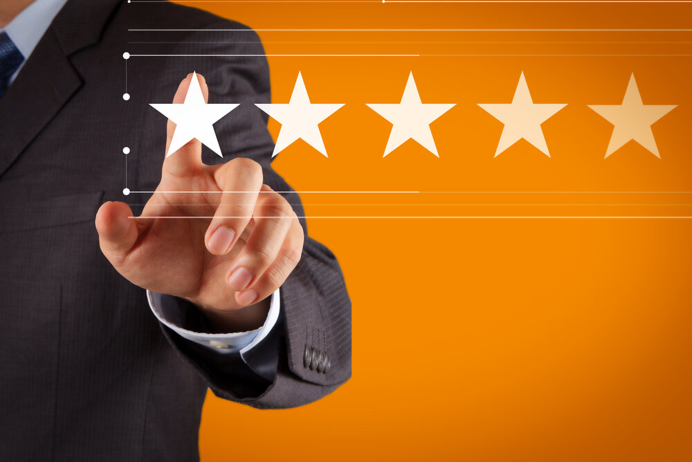 5 star google review ratings for Vol Homes