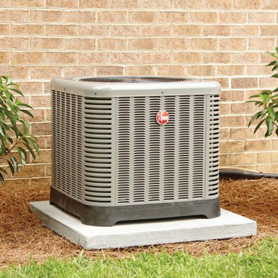 prepare house for summer sale - outside hvac - cincinnati real estate agent
