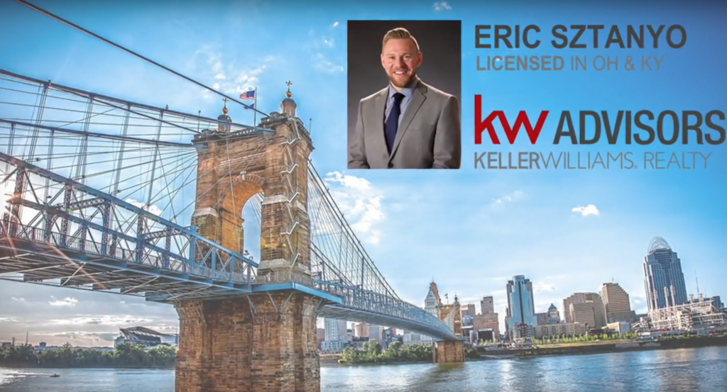 Cincinnati real estate agent - Eric Sztanyo - Keller Williams Realty