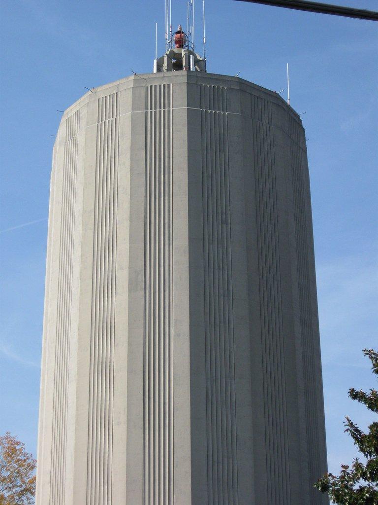 Mount Washington water tower