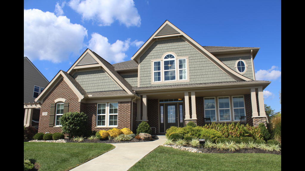 clay model by fischer homes - 5 level new home