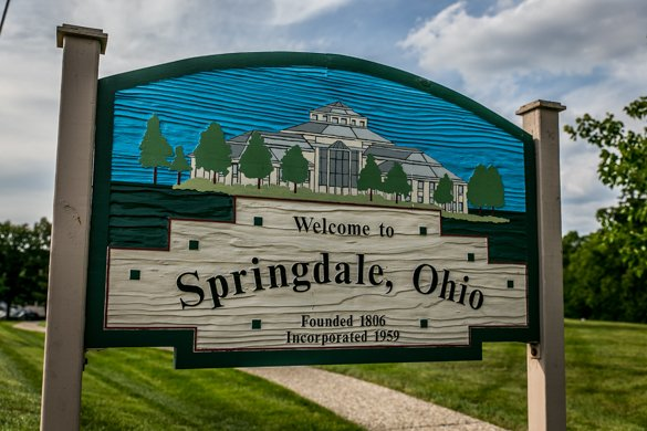 Homes for sale in Springdale OH