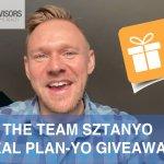 team sztanyo meal plan-yo giveaway