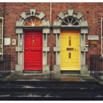How To Choose The Right Offer When Selling Your House in [market_city] or Northern Kentucky - two colorful doors