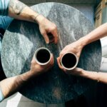 5 Things Your Agent is Responsible For When Selling a House in [market_city] or Northern Kentucky - People drinking coffee