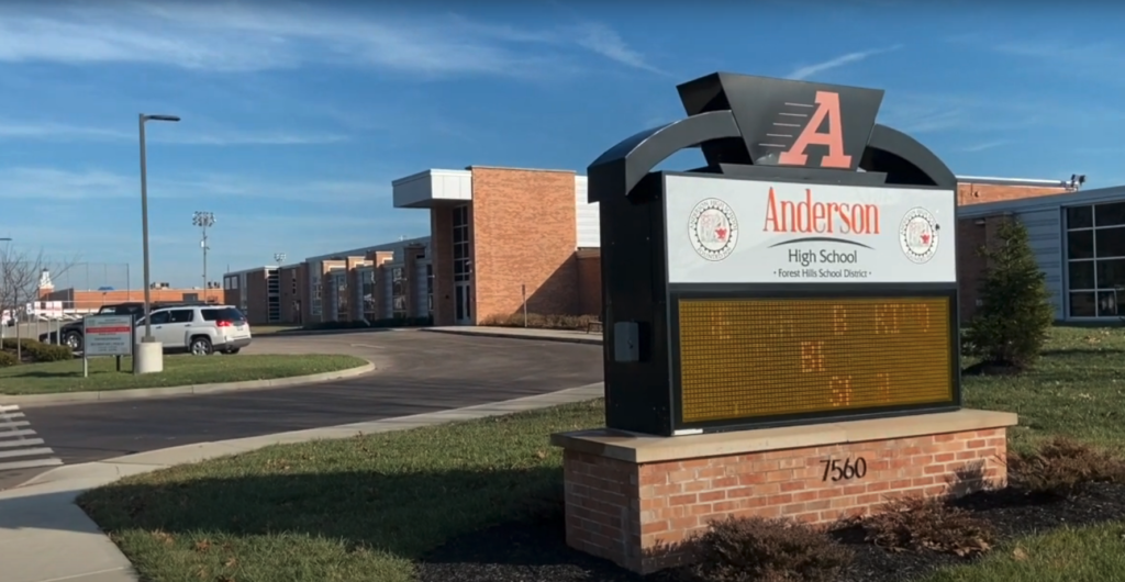 Anderson High School - forest hills school district - top rated cincinnati schools