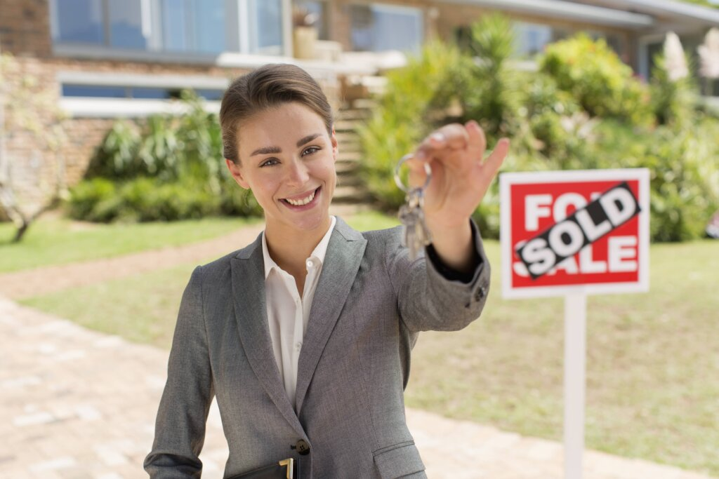 First time home sellers- House Sold