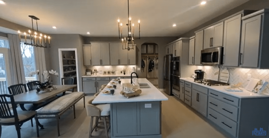 New Construction Home Features in West Chester - kitchen