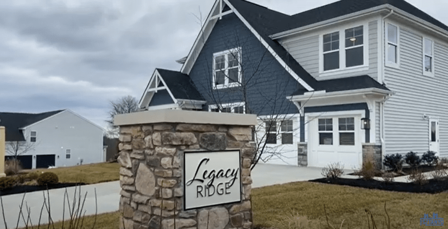 new construction homes in West Chester- Fischer Homes