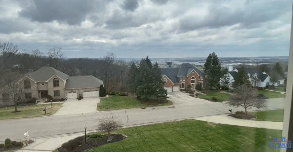 homes for sale in West Chester-  Early January Weather