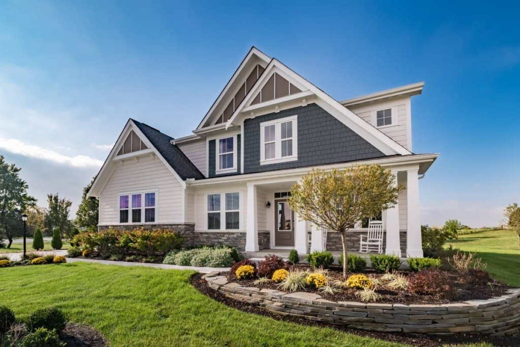 new construction homes in West Chester- New home builders fischer homes