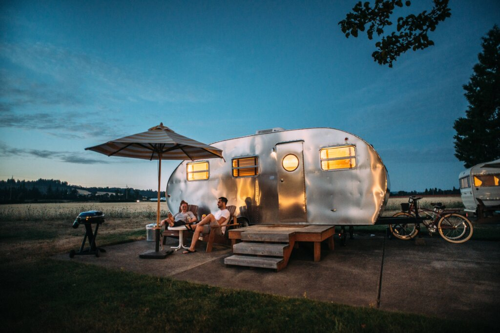 Buying a Mobile Home in Mason, OH -Relaxing