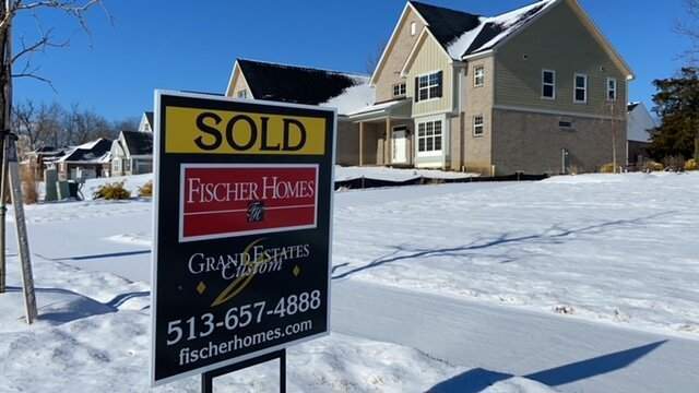 Grande Estates collection by fischer homes - Crestview in Crooked Tree Preserve in Mason, oh