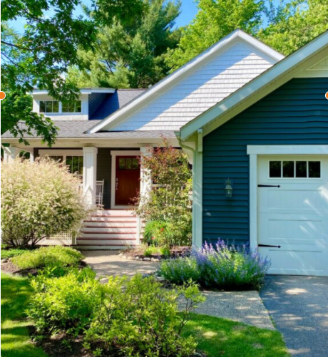 Ways to Improve the Curb Appeal of Your House- front yard