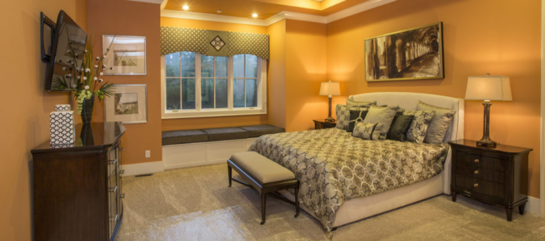 Multigenerational Home - Bedroom