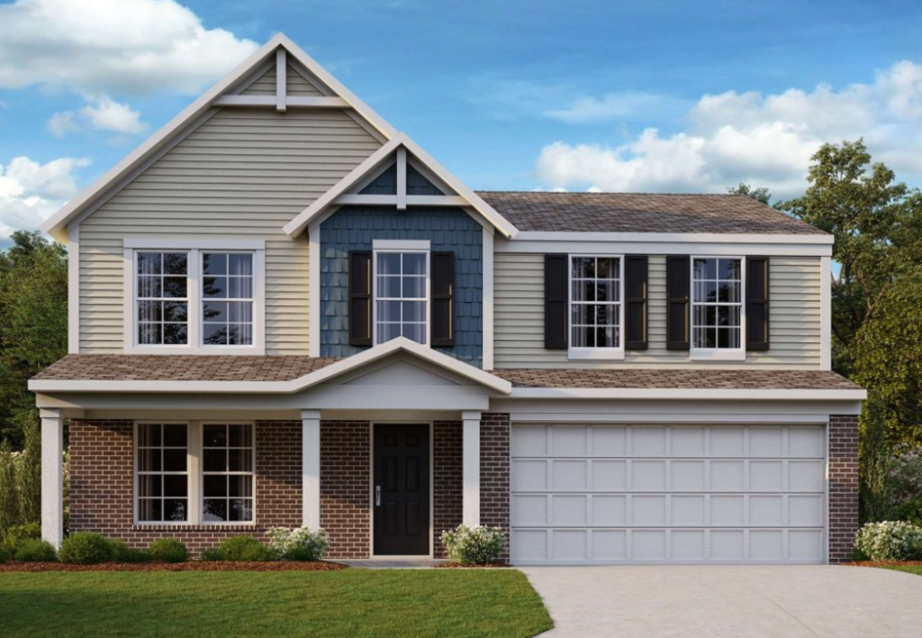 yosemite by fischer homes - new construction homes in independence ky