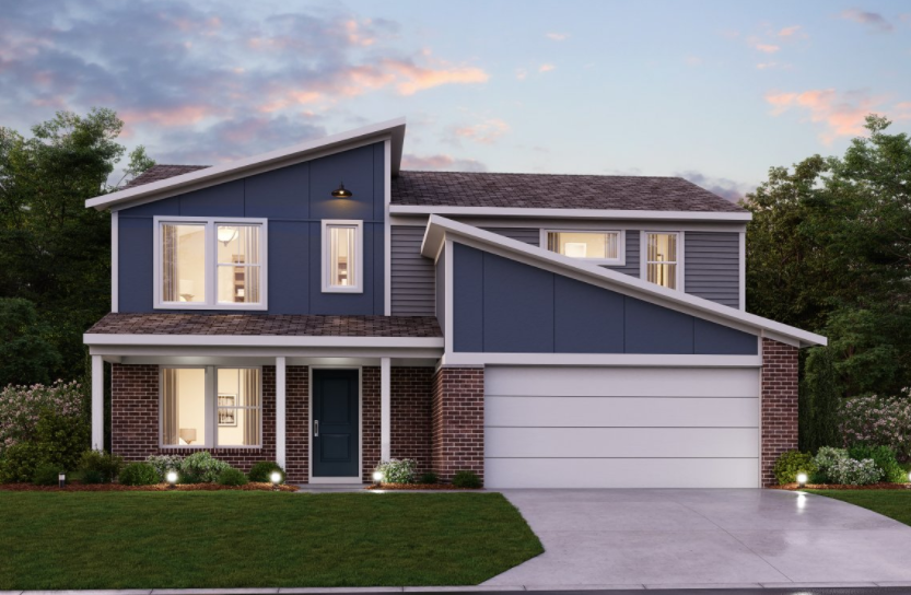 greenbriar by fischer homes - affordable homes for sale in independence ky