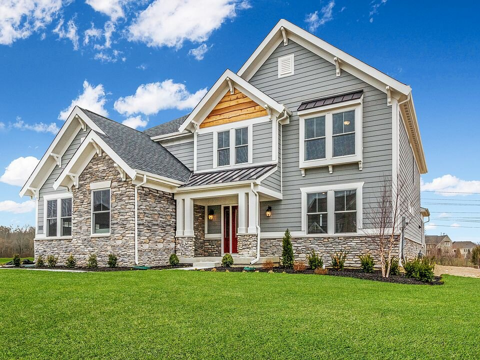marshall home by fischer homes in ballyshannon union ky