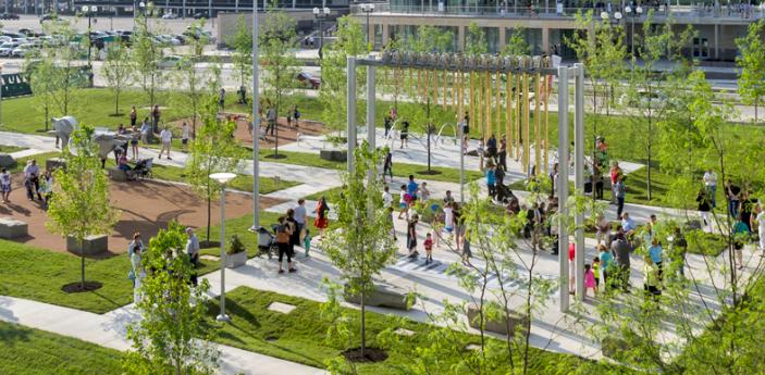 Best Cincinnati Parks- Play Ground