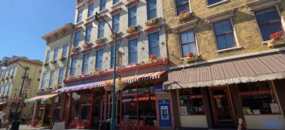 Best Cincinnati Parks - Restaurants