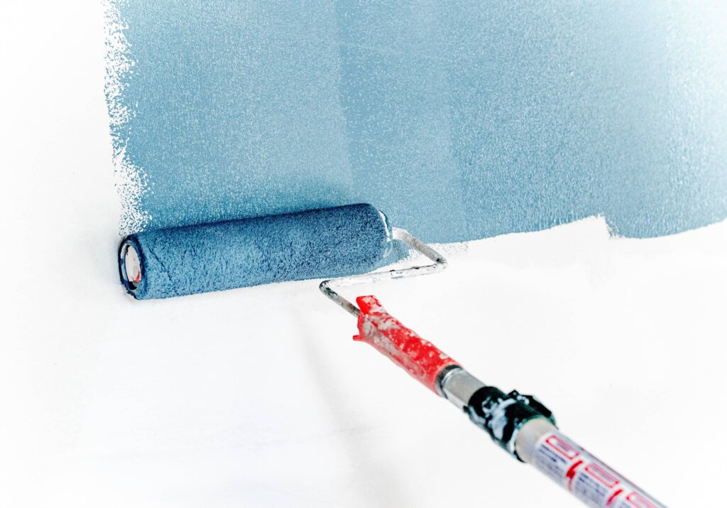 Improvements To Make Before Listing Your House- Paint Brush