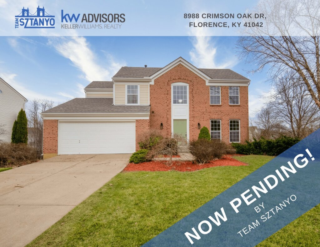 florence ky home pending in 1 day - team sztanyo