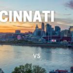 Living in Cincinnati- Cincinnati city