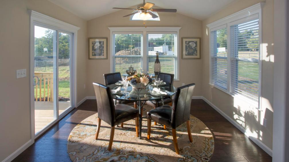 Chatham by Maronda Homes- sunroom