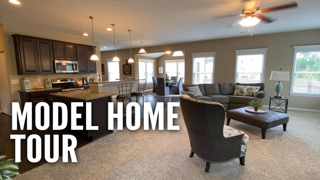 Chatham by Maronda Homes- Living Room