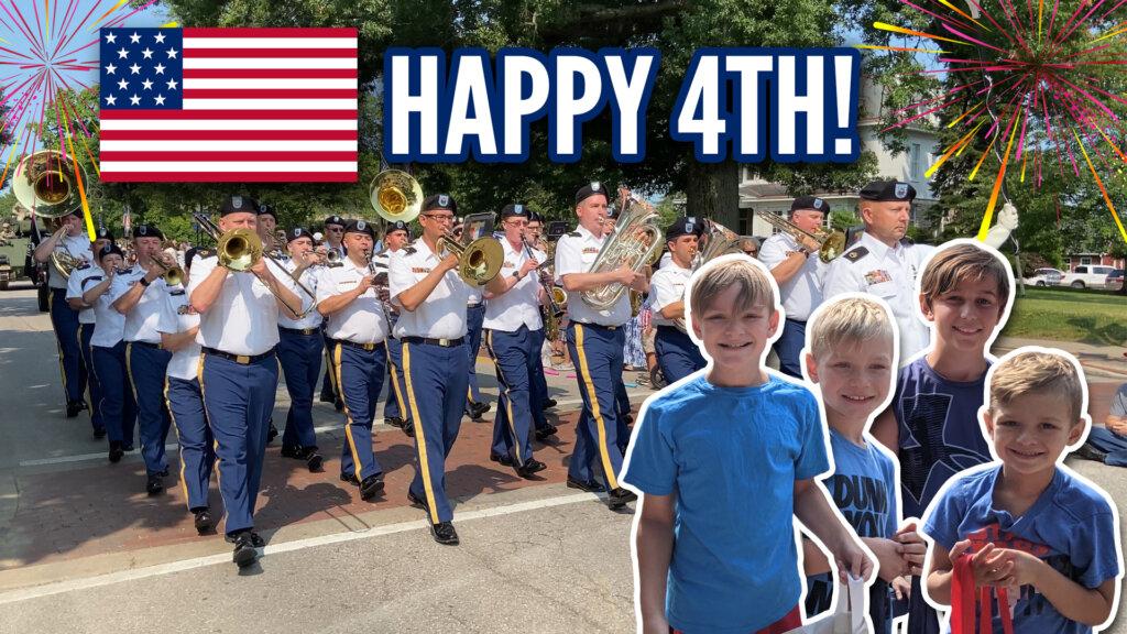 4th of July Parade- Celebration