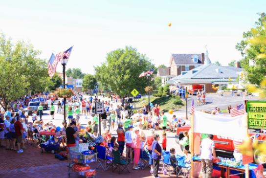 4th of July Parade - Fort Thomas