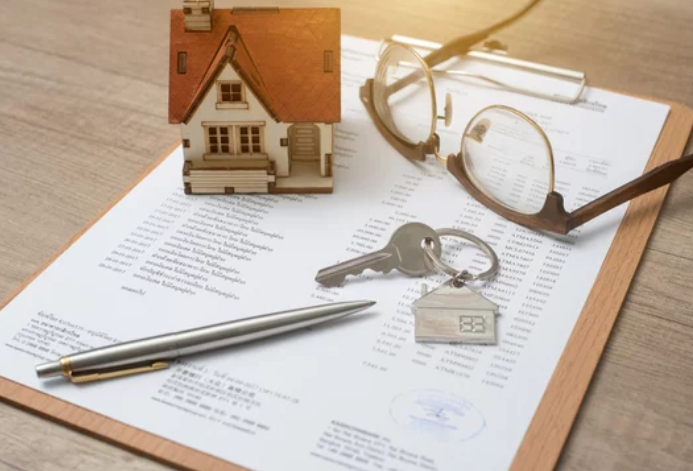 Minimum Condition Requirements for Home Sellers- paper works
