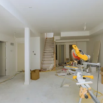 Beginners Guide To Renovating Your New Home- Empty house