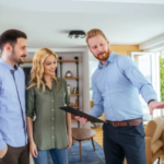 Hire A Real Estate Professional- House showing