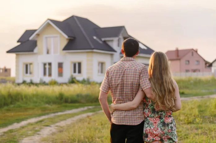 Beginners Guide To Home Buying - New Family