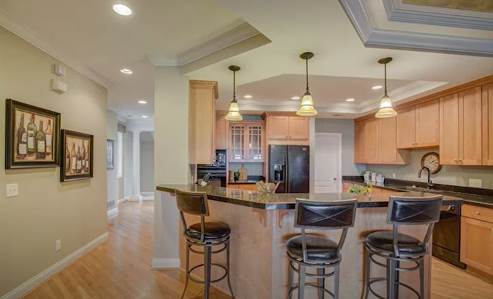 Home Staging Mistakes - Kitchen