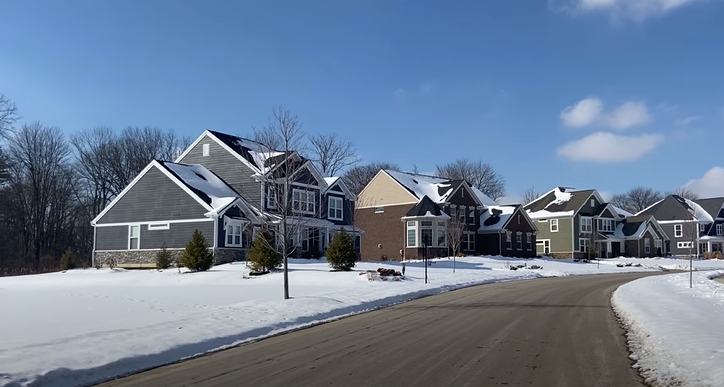 Moving to Ohio- Winter