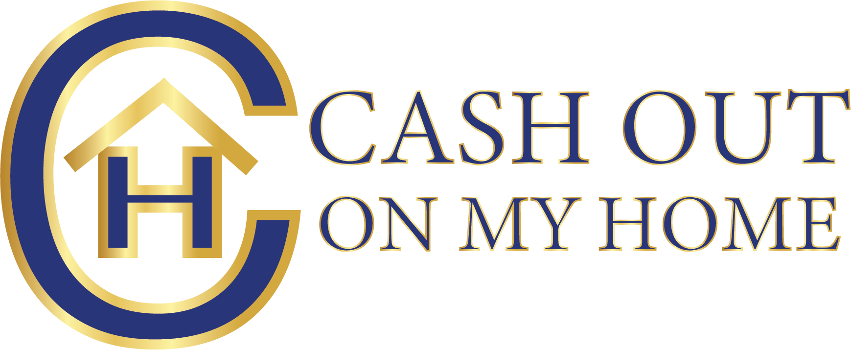 Cash Out On My Home logo