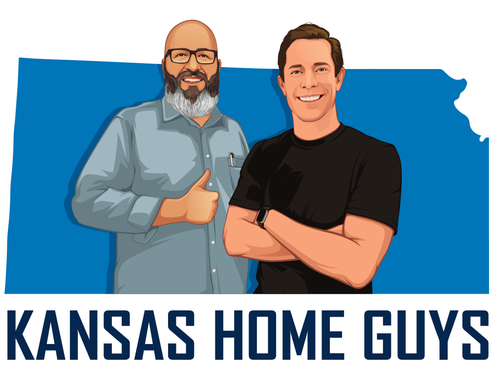 Kansas Home Guys logo