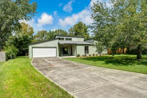 A home purchased by our house buyers in Jacksonville, FL