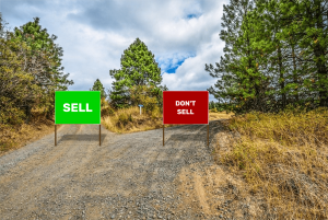 Should I sell my land now?