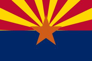 sell arizona land flag