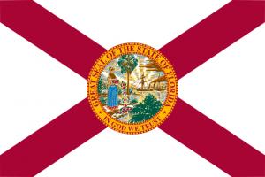 sell florida land flag