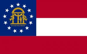 sell georgia land flag