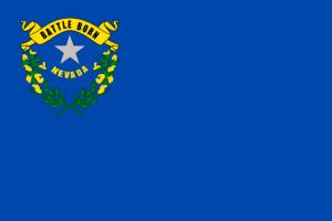 sell nevada land flag
