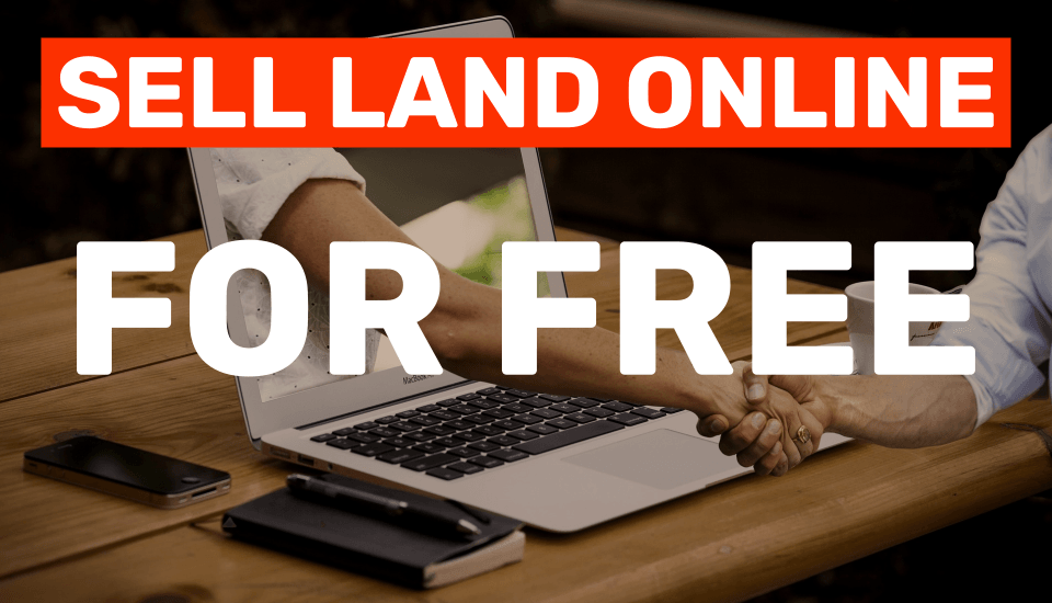 sell land online for free in georgia